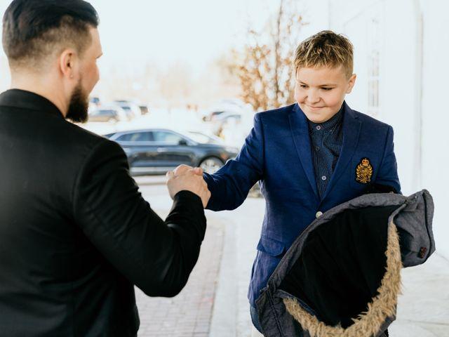 Matthew and Rebecca's wedding in Vaughan, Ontario 45