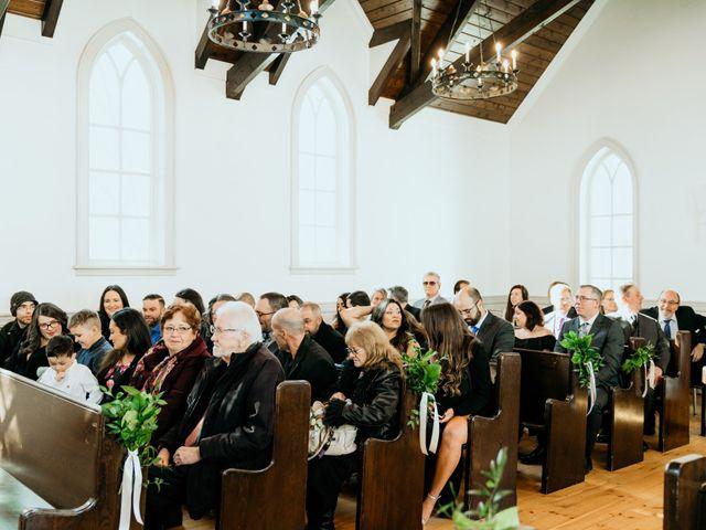 Matthew and Rebecca's wedding in Vaughan, Ontario 50