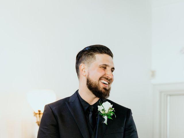 Matthew and Rebecca's wedding in Vaughan, Ontario 56