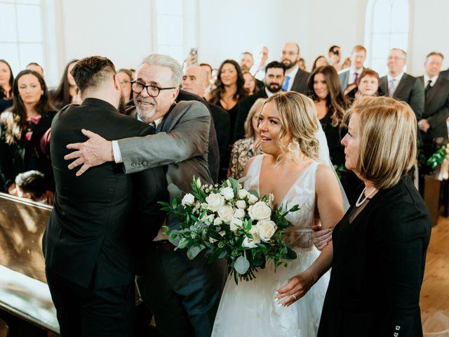 Matthew and Rebecca's wedding in Vaughan, Ontario 58