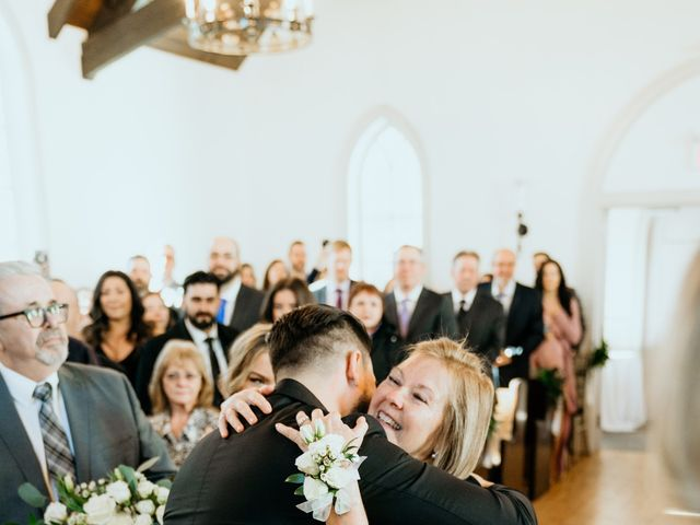 Matthew and Rebecca's wedding in Vaughan, Ontario 59