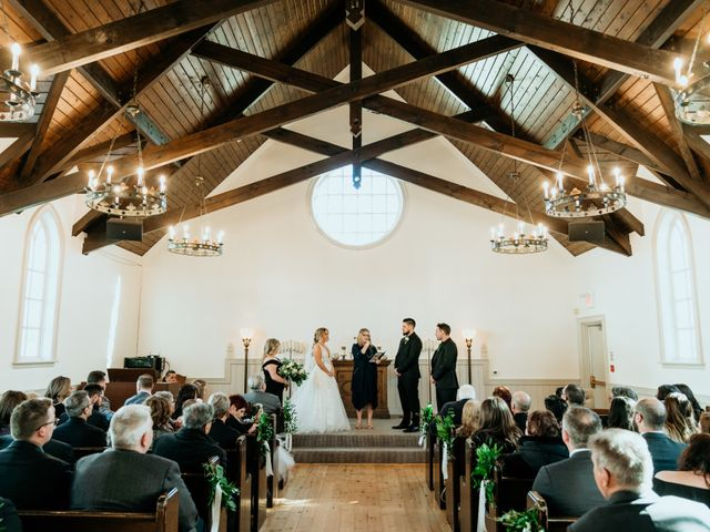 Matthew and Rebecca's wedding in Vaughan, Ontario 60