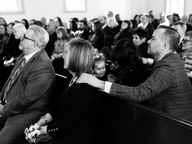 Matthew and Rebecca's wedding in Vaughan, Ontario 69