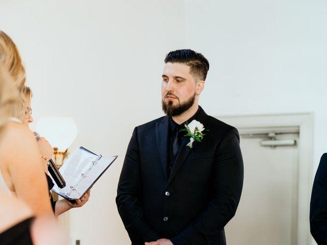 Matthew and Rebecca's wedding in Vaughan, Ontario 70