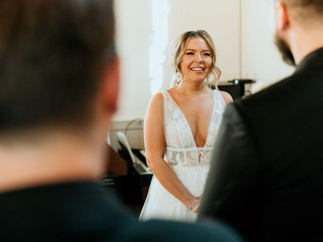 Matthew and Rebecca's wedding in Vaughan, Ontario 71