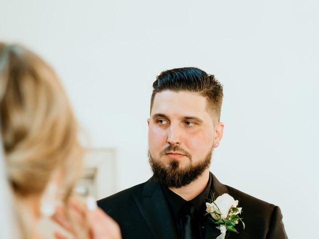 Matthew and Rebecca's wedding in Vaughan, Ontario 72