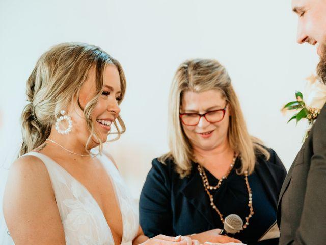 Matthew and Rebecca's wedding in Vaughan, Ontario 73