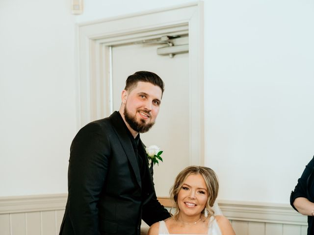 Matthew and Rebecca's wedding in Vaughan, Ontario 76