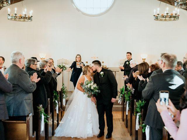 Matthew and Rebecca's wedding in Vaughan, Ontario 78