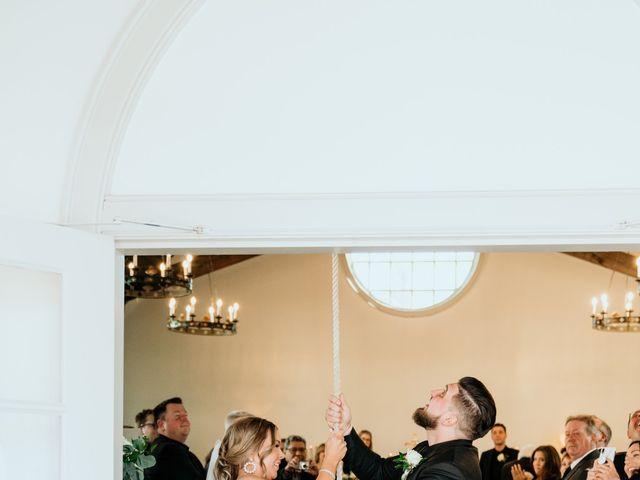 Matthew and Rebecca's wedding in Vaughan, Ontario 79
