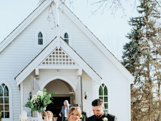 Matthew and Rebecca's wedding in Vaughan, Ontario 80