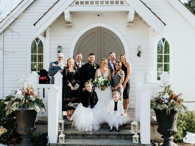 Matthew and Rebecca's wedding in Vaughan, Ontario 81