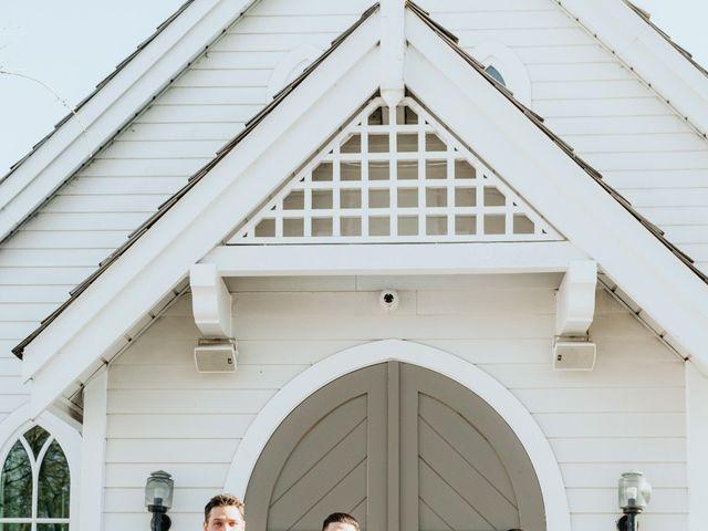 Matthew and Rebecca's wedding in Vaughan, Ontario 82
