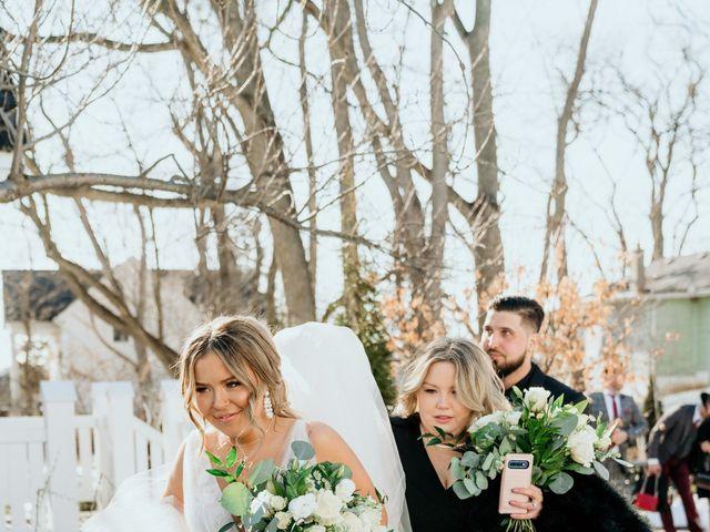 Matthew and Rebecca's wedding in Vaughan, Ontario 83