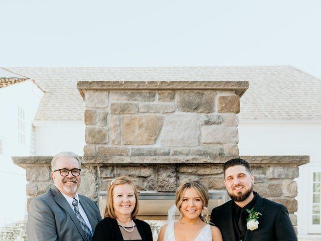 Matthew and Rebecca's wedding in Vaughan, Ontario 84