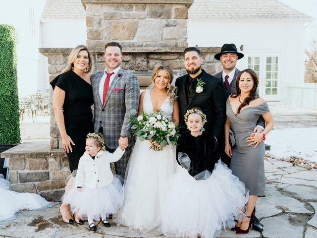 Matthew and Rebecca's wedding in Vaughan, Ontario 86