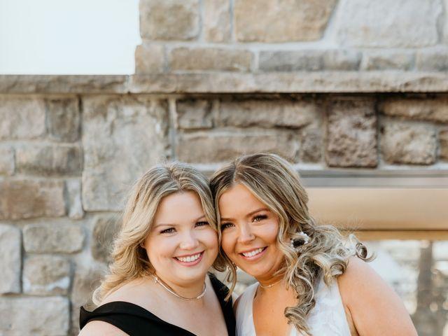 Matthew and Rebecca's wedding in Vaughan, Ontario 87