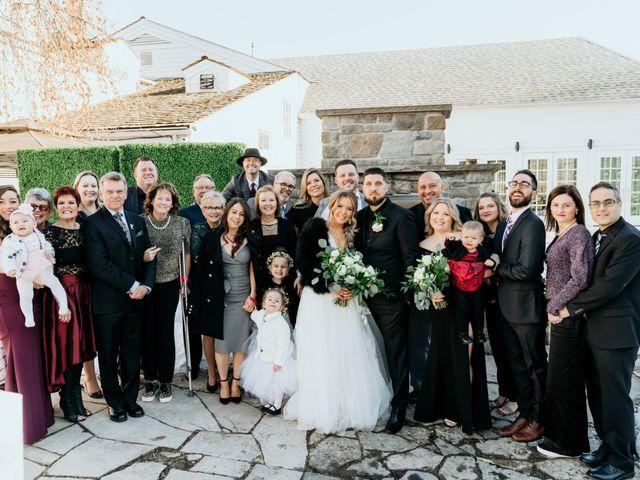 Matthew and Rebecca's wedding in Vaughan, Ontario 90