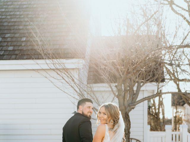 Matthew and Rebecca's wedding in Vaughan, Ontario 91