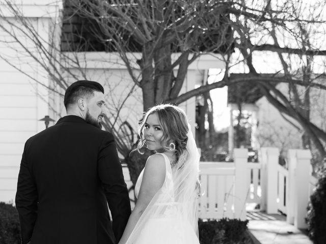 Matthew and Rebecca's wedding in Vaughan, Ontario 92