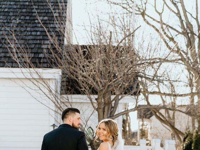 Matthew and Rebecca's wedding in Vaughan, Ontario 93