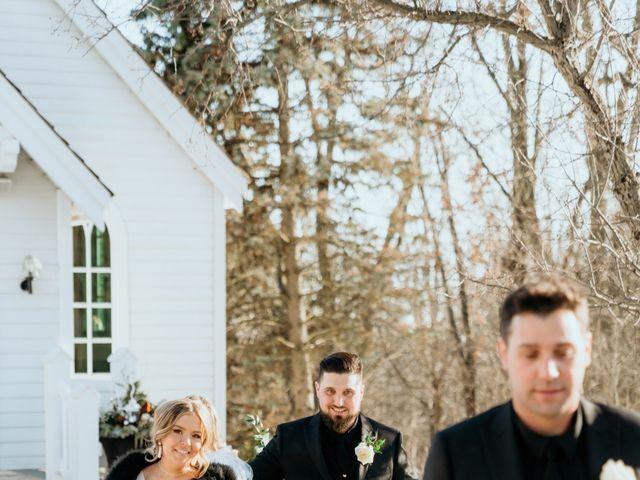 Matthew and Rebecca's wedding in Vaughan, Ontario 97