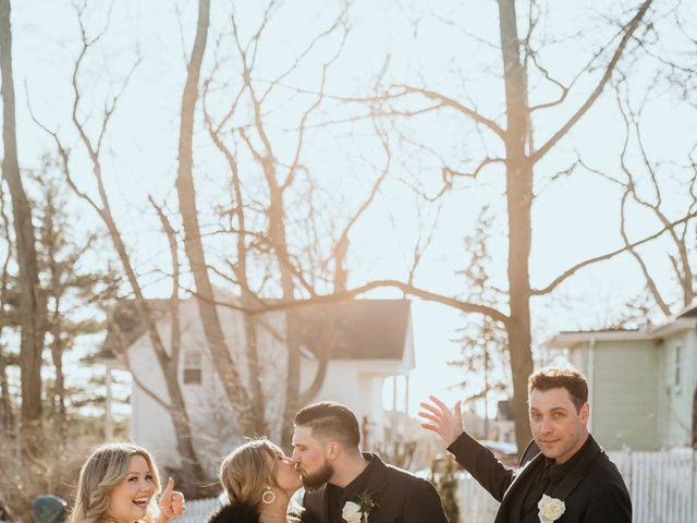 Matthew and Rebecca's wedding in Vaughan, Ontario 98