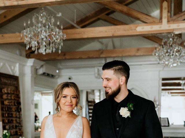 Matthew and Rebecca's wedding in Vaughan, Ontario 99