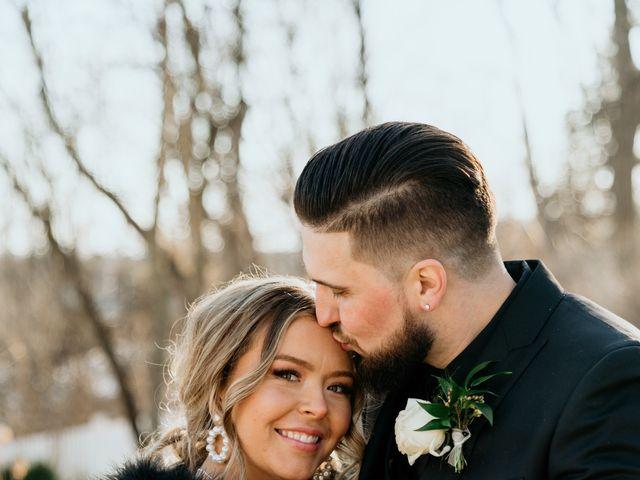 Matthew and Rebecca's wedding in Vaughan, Ontario 101