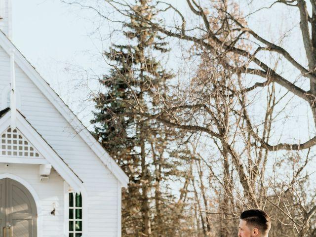 Matthew and Rebecca's wedding in Vaughan, Ontario 1