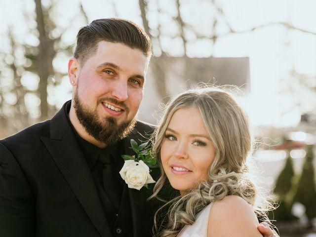 Matthew and Rebecca's wedding in Vaughan, Ontario 103