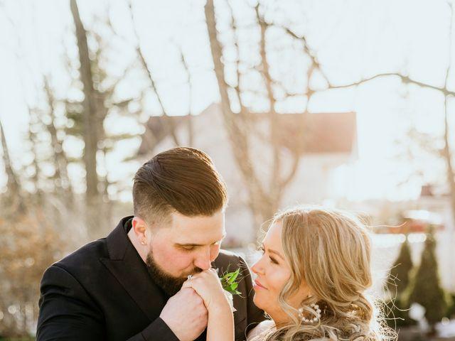 Matthew and Rebecca's wedding in Vaughan, Ontario 104