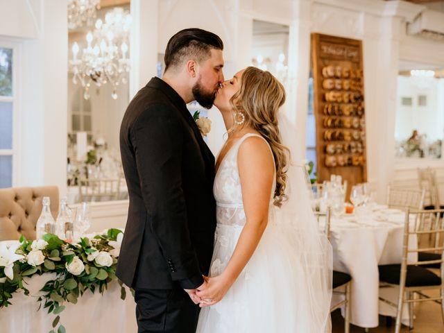 Matthew and Rebecca's wedding in Vaughan, Ontario 107