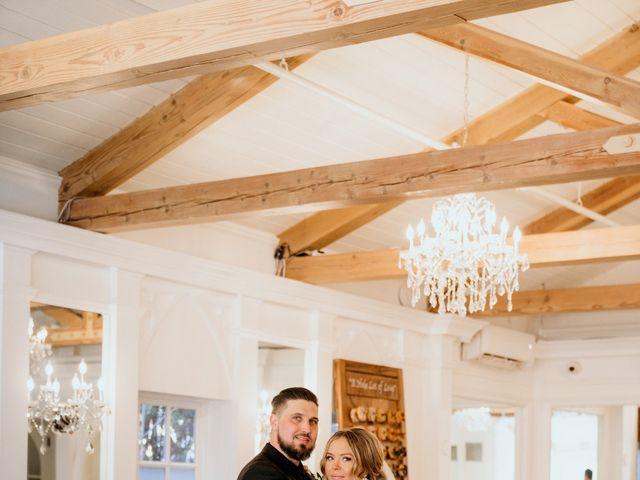 Matthew and Rebecca's wedding in Vaughan, Ontario 108