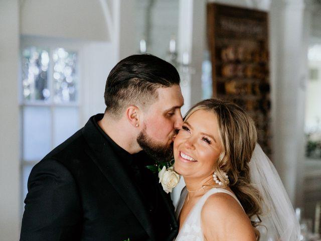 Matthew and Rebecca's wedding in Vaughan, Ontario 2