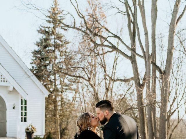 Matthew and Rebecca's wedding in Vaughan, Ontario 111