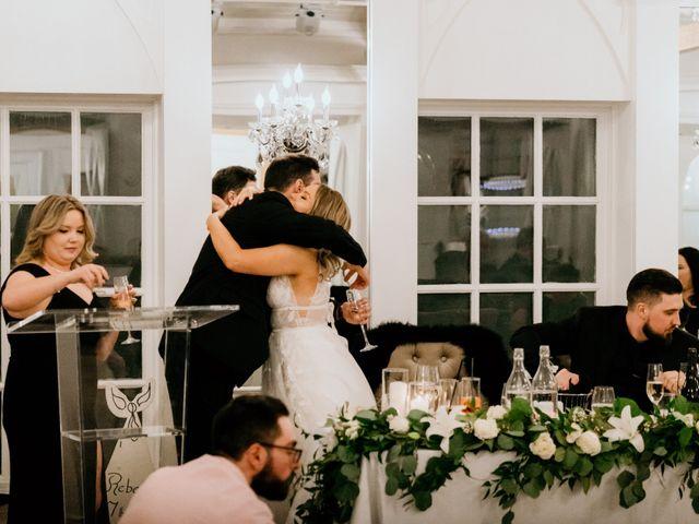 Matthew and Rebecca's wedding in Vaughan, Ontario 125