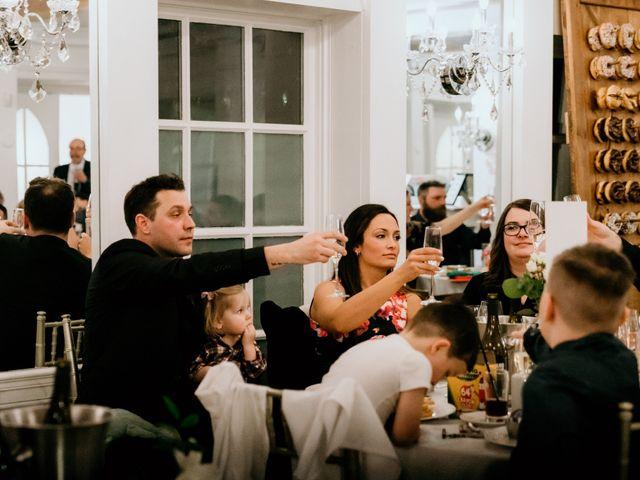 Matthew and Rebecca's wedding in Vaughan, Ontario 127