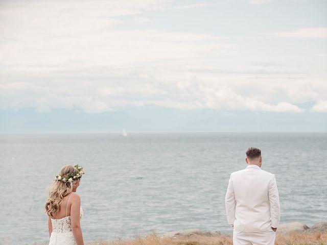Edwin and Kayla's wedding in Victoria, British Columbia 16