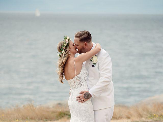 Edwin and Kayla's wedding in Victoria, British Columbia 20