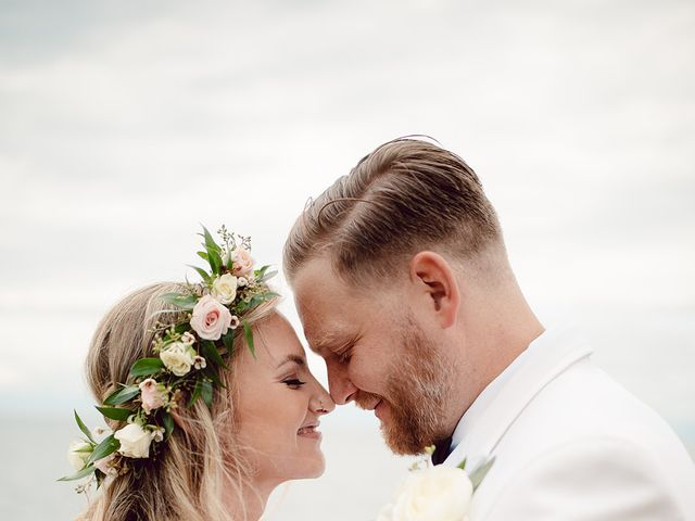 Edwin and Kayla's wedding in Victoria, British Columbia 1