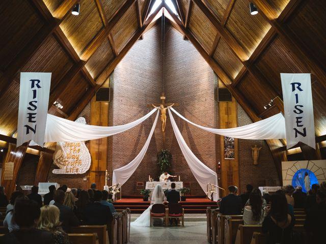 Garin and Basia's wedding in Brampton, Ontario 6