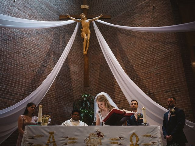 Garin and Basia's wedding in Brampton, Ontario 7