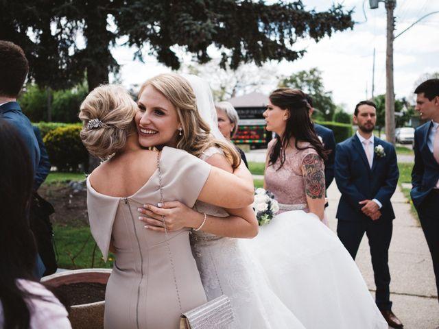 Garin and Basia's wedding in Brampton, Ontario 8