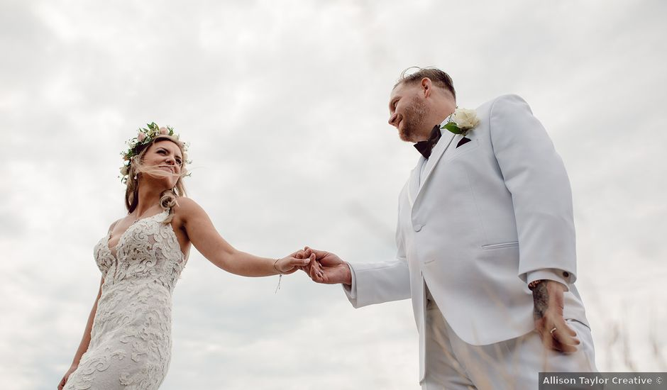 Edwin and Kayla's wedding in Victoria, British Columbia