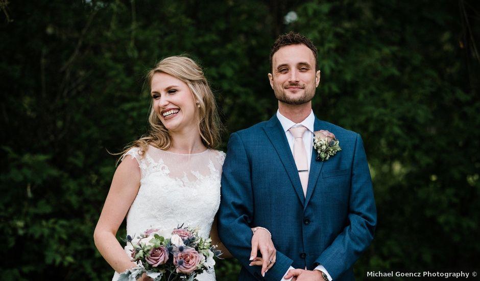 Garin and Basia's wedding in Brampton, Ontario