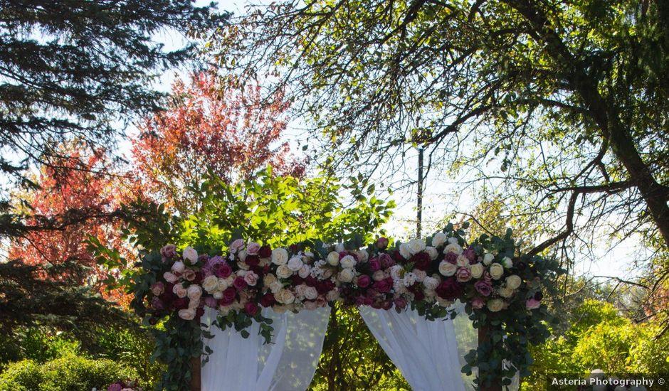 Cameron and Laura's wedding in Pickering, Ontario