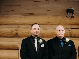 The wedding of Jami and Trevor 1