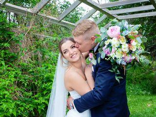 The wedding of Danielle and Kurtis