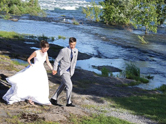 The wedding of Kathrine and Adam